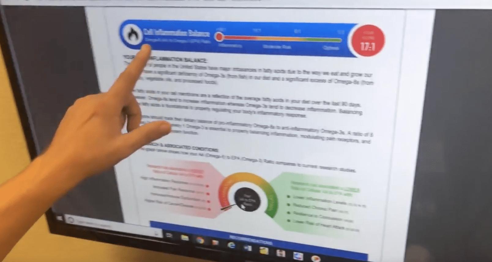 Powerful Predictive Concussion Test