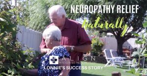 Meridian Chiropractor helps fix neuropathy pain