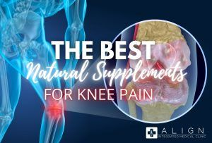 The Best Natural Supplements for Knee Pain